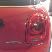 Rear Light Rings - Colour coded for 3rd gen MINI